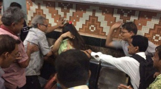 How Kolkata Metro Abets Assault Of A Couple & Defends It On Facebook - Reporter At-Large